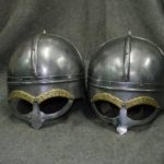 Kazar bazar - Helmets with Tjele mask