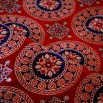 Kazar bazar - Red Moshchevaya Balka Silk