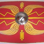 Roman shield, Khukriwala Handicrafts