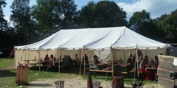 Knight tent, ReenactmentMarket