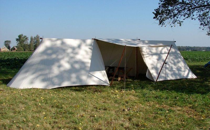 Geteld Longtent TentCraft