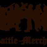 Battle Merchant Logo