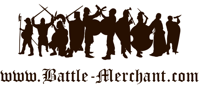 Battle Merchant Logo