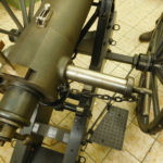 Cannon restoration - Hermann Salutkanon