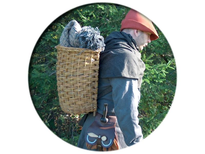 Willow basket - Loricamos