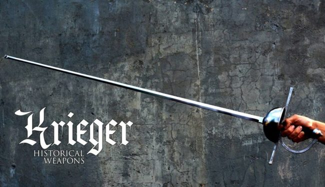 Krieger - Historical Weapons