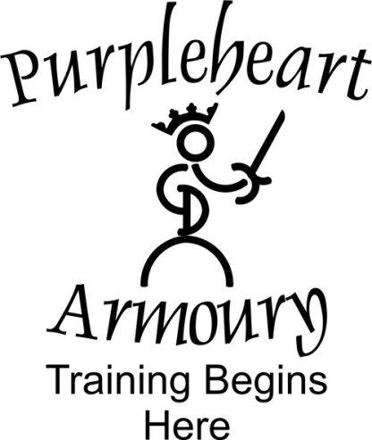 Purpleheart Armoury logo