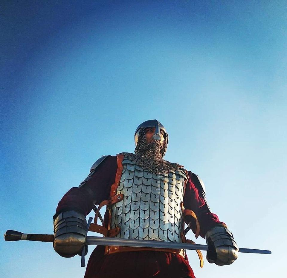 Byzantine armour - Academia Leontes