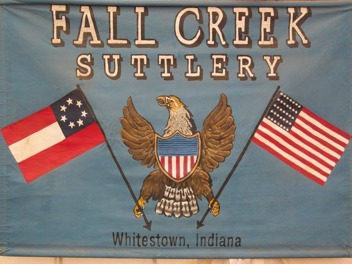 Fall Creek Suttlery - logo
